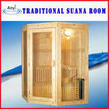 Comercial Dry Sauna Room, Traditional Sauan House (AT-8601)