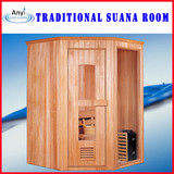 Canada Cedar Wood Dry Sauna Room (AT-8610)