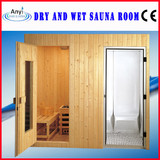 Household Sauna and Steam Room, Combined Sauna Steam Room (AT-8606)