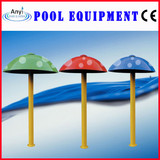 SPA Massage Pool FRP Water Mushroom, Water Play Equipment (KF438)