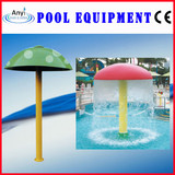 Water Play Equipment, Green Water Mushroom (KF438-G)