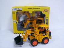 Radio Control Dancing RC Engineering Car Mining Trucks
