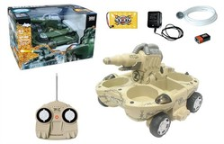 RC Amphibious Tank (water shooting)