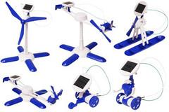 Amazing 6 in 1 Solar Kits Toys