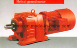 R Helical Gear Boxes Used for Conveyor Belts