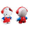 Micro Rechargeable Portable Speaker Headphonies (JMK-SP007)