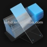 Silane coated adhesion Microscope Slides
