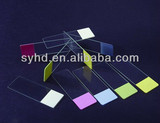 Super white Microscope slides