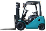 Gasoline / LPG Forklift Truck 1.5ton for Nissan Engine (CPQD15F)