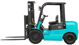 3.5t Diesel Forklift Truck Cpcd35f