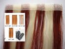 Virgin Human Hair Weaving Hair Weft Tape Hair (STW 30)