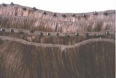 Brazilian Remy Human Hair Wett Hair Extension.