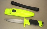 diving knife set, fishing knife, survival knife