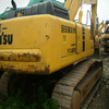 Used Komatsu PC400-6E Large Original Excavator