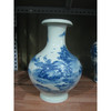 Home Decoration Blue and White Porcelain Vases