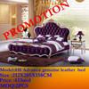 2013 popular purple  leather Bed 810