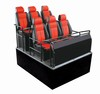 Motion Simulator Cinema Seat for 4d 5d 6d Xd Theater