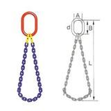 Grade Endless Chain sling single leg