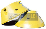 Pegson Cone Crusher Liner Parts