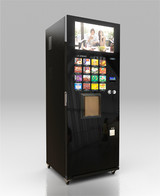 Coffee Vending Machine with 22 Inches LCD Screen (PV-F308)