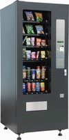 Snack and Drink Vending Machine (VCM3000)