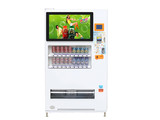 Drink Vending Machine with 32 Inch LCD Display