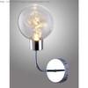 Modern LED wall lamp, 1x4W
