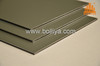 Aluminum Composite Facade Decorative Material (SL-1831 Grey)