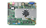 3.5 Inch Motherboard Onboard Atom D2550 CPU Support HDMI+LVDS+VGA Integrated Dual LAN