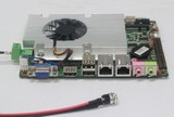 Mini-Itx 3.5 Inch IPC Mainboard Onboard I3/I5/I7 CPU Integrated Dual LAN, Support HDMI+Lvds+VGA