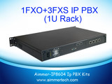 4 FXO/FXS VoIP PBX Asterisk Card Tdm410p Included Support Asterisk /Trixbox/ Elastix