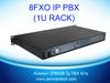 8FXO/FXS Ports VoIP PBX Support Asterisk /Trixbox/Elastix