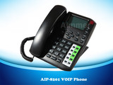 4 Lines IP Phone Support Dual Protocal SIP&H 323
