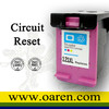 Color Ink Cartridge for HP 121 CC643he HP 121xl CC644he ,Inkjet Cartridge Chip Reset Ink Cartridges Show Ink Level