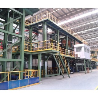 1.Tin mill black plate factory