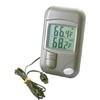 Indoor and Outdoor temperature