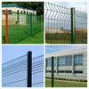 3D wire mesh fence,single wire mesh panel,welded mesh fence,wire mesh fence,security fence,curved welded mesh,pvc coated wire mesh fence