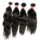 Natural Wave Brazilian Virgin Human Hair Bundles (I-B048)
