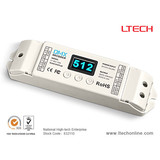 LT-811-10A CV DMX-PWM Decoder (8/16 bits optional, Special for single color dimming, OLED Display)