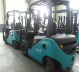 Gasoline/LPG Forklifts 1.5 Ton (F-Series)
