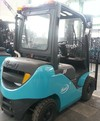 Gasoline/LPG Forklifts 2 Ton (F-series)