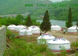 Yurt Tent(Easy House, Easy For Tour,Living Movable House)
