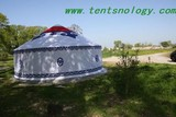 Yurt Tent(Easy House, Easy For Tour, Living Movable House)