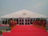 Party Tent-Glass Wall Tent
