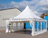Luxury Aluminum Pagoda Marquee Party Wedding Events Big Tent,