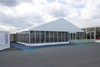 Aluminum Big Marquee Pagoda Tent/Outdoor Event Exhibition Tent/Party Wedding Warehouse Tent (TS-01-00GL)
