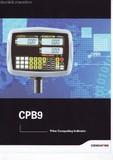 Price computing weighing indicator