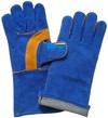 Blue Cow Split Leather Welding Work Gloves (BGCW205)