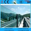 12mm Thick Toughened Glass with EN12150-1 & AS/NZS2208: 1996