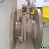 DIN flange ball valve